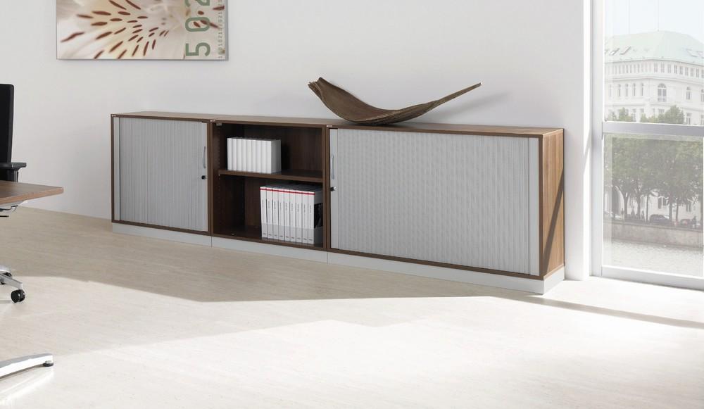 assmann allvia querrollladenschrank regale schr nke. Black Bedroom Furniture Sets. Home Design Ideas