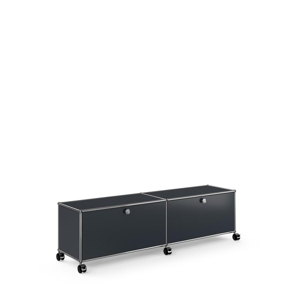 Inhouse Möbel usm tv hi fi möbel m23 regale schränke aufbewahrung