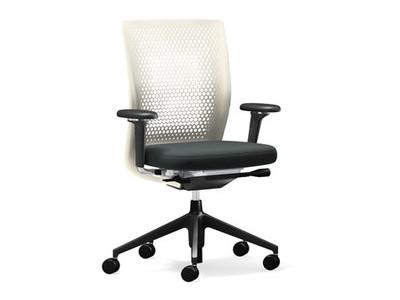Vitra ID Chair ID Air mit 3D-Armlehnen