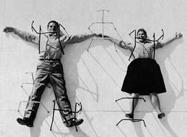 Caharles & Ray Eames