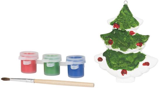 5053540 Weihnachtsbaum zum anmalen Gratis