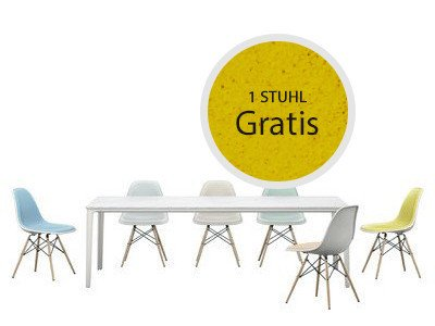 Vitra Dining Room Set - Home Stories
