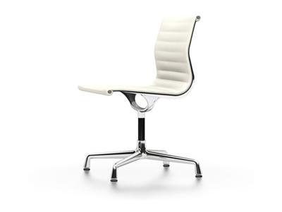 Vitra Aluminium Chair EA 101 Leder