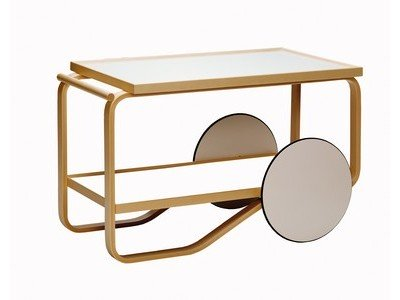 Artek Servierwagen Tea Trolley