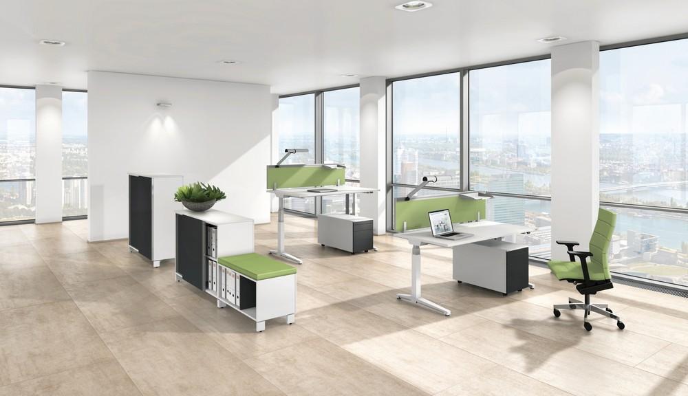 assmann tischstellwand as30 akustik designshop streit. Black Bedroom Furniture Sets. Home Design Ideas