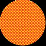 gelb:poppy red