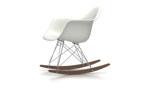 Eames Plastic Armchair : Vitra eames plastic armchair rar holzkufen ahorn dunkel stühle