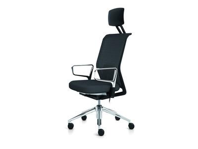 Vitra ID Chair ID Mesh mit Kopfstütze