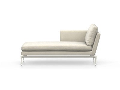 Vitra Suita Sofa Chaise Longue klein Credo