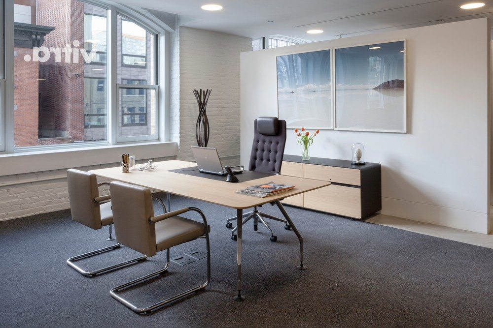 vitra ad hoc executive table tische designshop streit inhouse. Black Bedroom Furniture Sets. Home Design Ideas