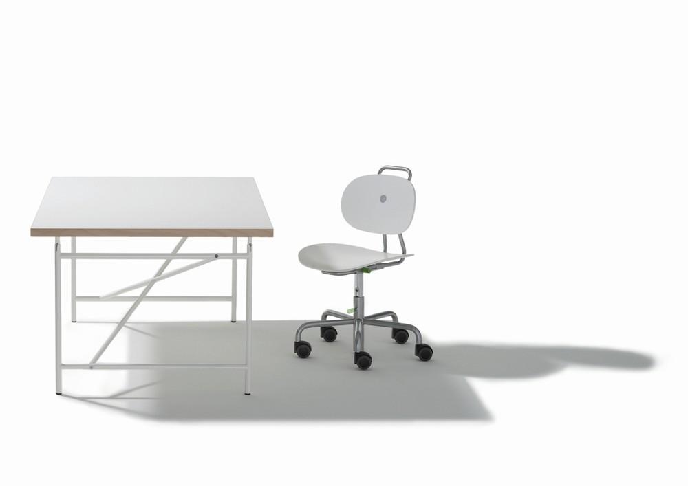 Richard Lampert Kinderschreibtisch Eiermann Tische Designshop