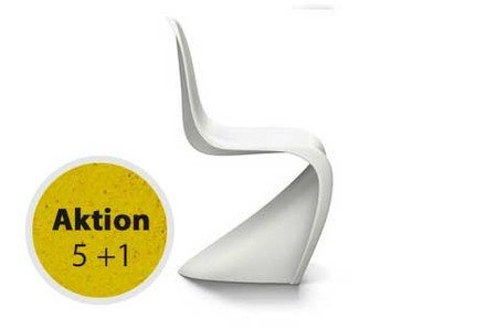 Vitra-Panton-Chair-5+1-Aktion