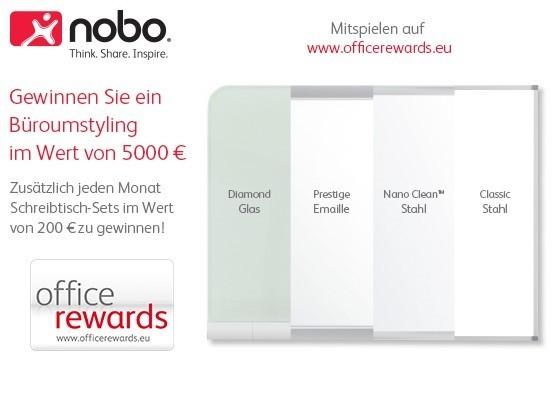 Nobo Gewinnspiel